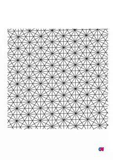 Coloriage kaleidoscope 1