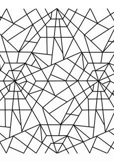 Coloriage kaleidoscope 2
